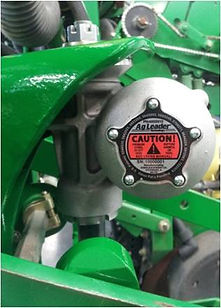 Ag Leader Hydraulic Down Force For Planters