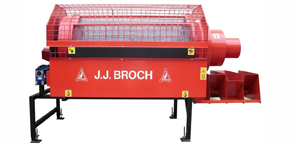 JJ Broch Cloves Sorter and Sizer