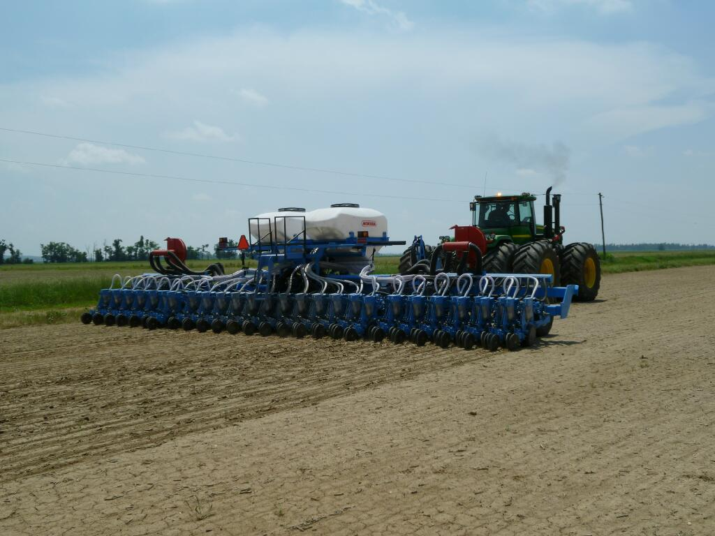 Monosem 24 Row Twin Row Planter