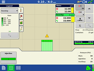 Ag Leader DirectCommand™ Implement and Machine Control For Dry and Liquid Inputs