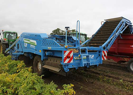 Standen T Series Diggers