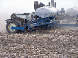 Yetter 2967 Short Floating Residue Managers For kinze Planters
