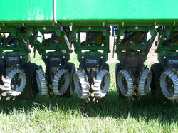Yetter 2967 Short Floating Residue Managers John Deere Corn Planters