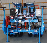 SRES Seed Research Equipment Solutions - Flex Plot and Research Planter