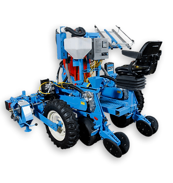 Seed Research Equipment Solutions - SRES Runabout Plot and Research Planter