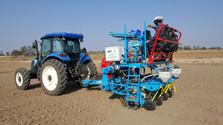 Solutions d'équipement de recherche de semences - Planteur de parcelle standard