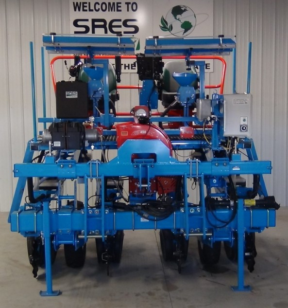 Seed Research Equipment Solutions - Standard Plot Planter