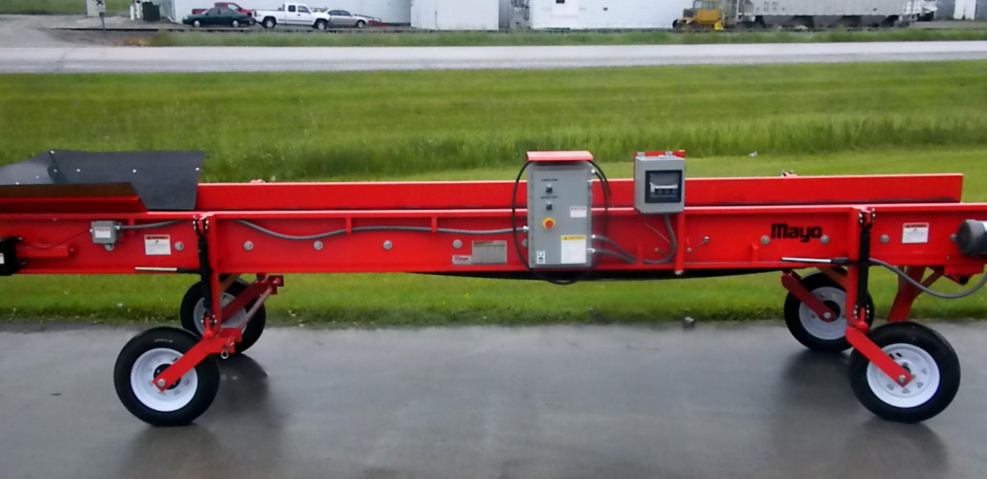 Mayo Scale Conveyors