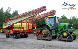 Soucy Tracks JD and Pull Type Spray