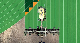 Wireless Blockage and Flow Monitoring For Air Drills, Strip-till and Dry Fertilizer Carts