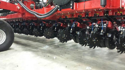 Yetter 2940 Air Adjust Trash Managers For Case IH Corn Planters