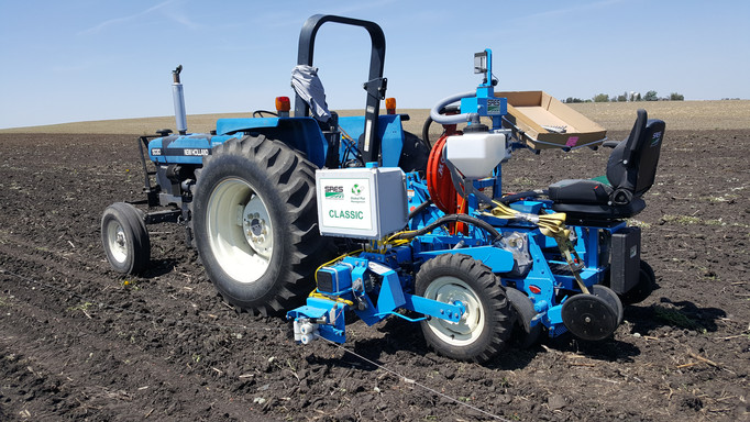 SRES Runabout Plot and Research Planter