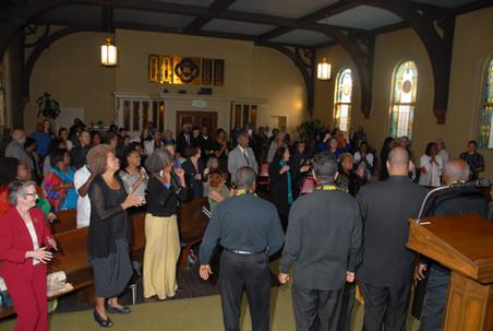 2013 Convo Congregation Singing