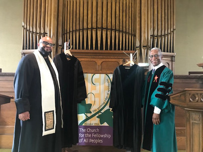 2019 Robes to Smithsonian