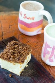 GF / DF Coffee Cake