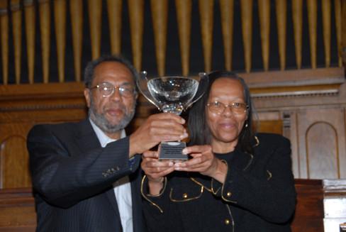 2012 Convo Thurman Awardees Edwards