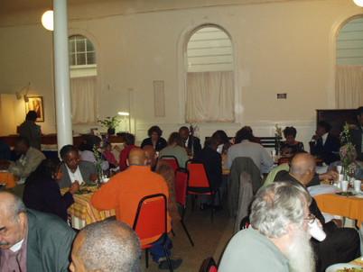 2004 Convo Fellowship Hall Meal