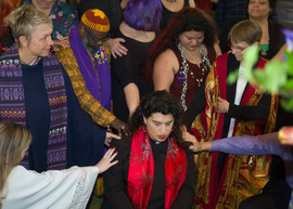 Elena's Ordination