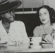 Sue Bailey Thurman and Mary McLeod Bethune