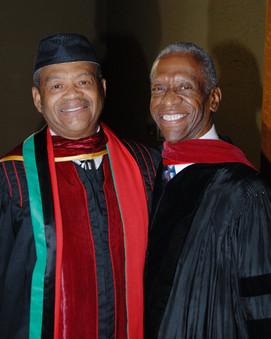 2009 Convo Rev Dr.Smith with Rev. Dr.Blake