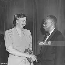 Howard Thurman and Eleanor Roosevelt
