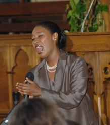 2009 Convo Rev Monica Quick Solo
