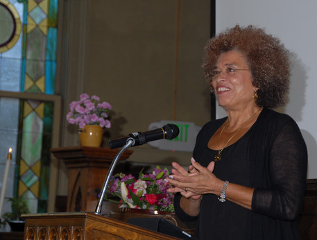 2013 Convo Angela Davis Speaking