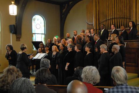 2012 Convo Choir