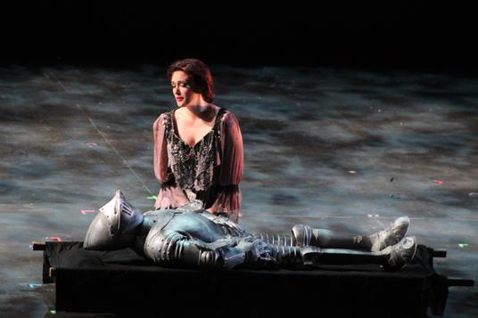 Tigrana in an excerpt from Puccini's Edgar, The Chautauqua Opera Company