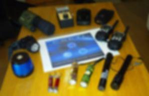 CE-5 Equipment