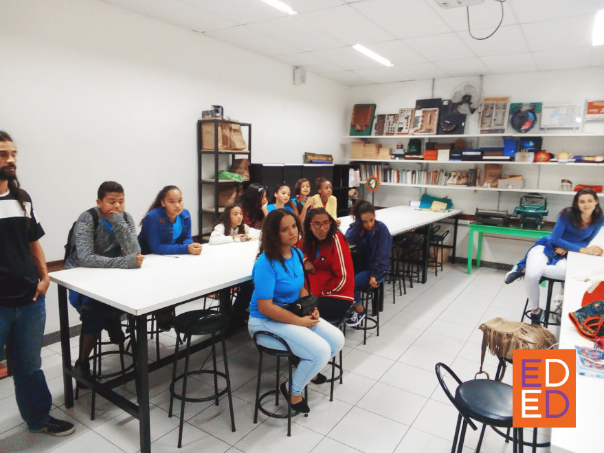 projeto educação transmídia Belo Horizonte
