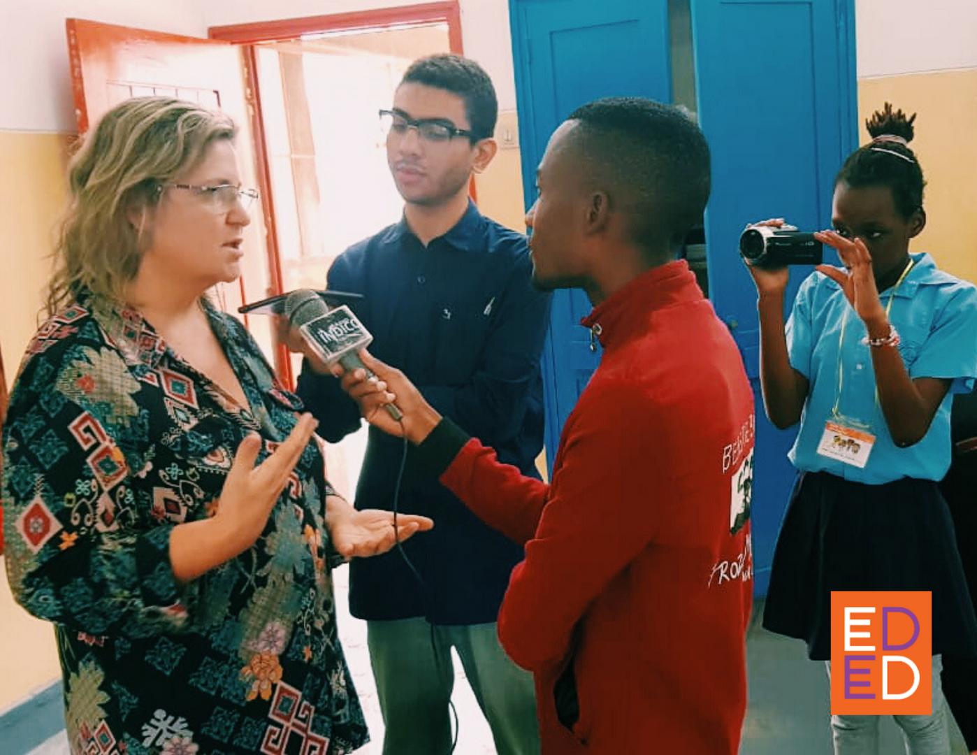 projeto educação transmídia Maputoprojeto educação transmídia Maputo