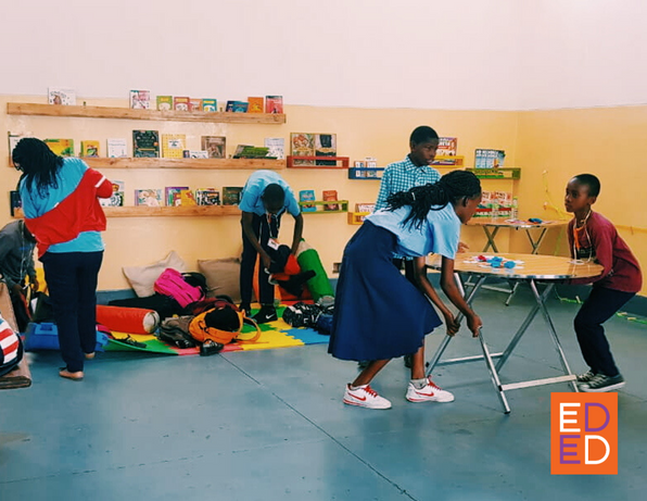 projeto educação transmídia Maputo