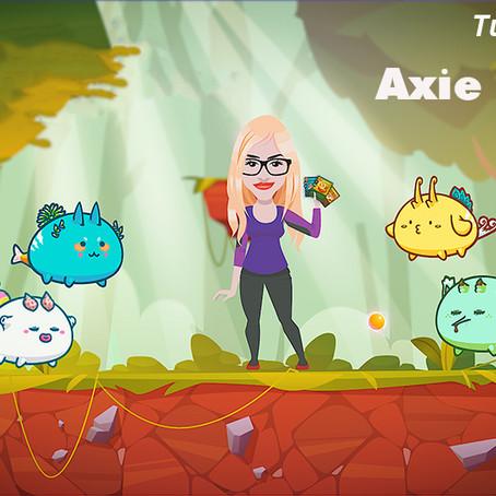 Axie Infinity — Quebrando barreiras, gerando renda e pagando impostos