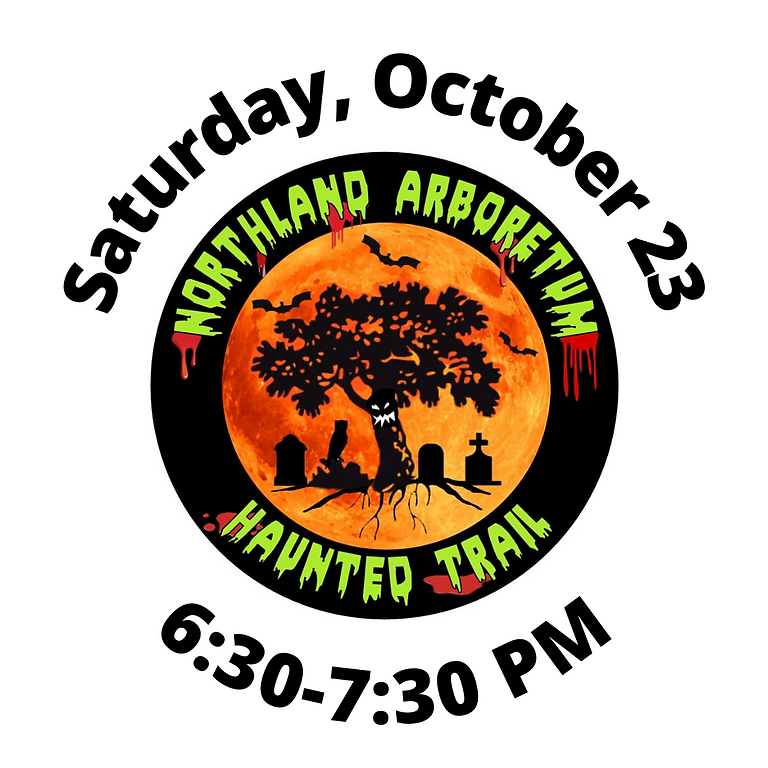 Haunted Trail 2021: October 23, 2021