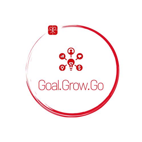 Goal. Grow. Go. Sessions