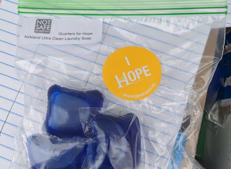 Quarters for Hope
