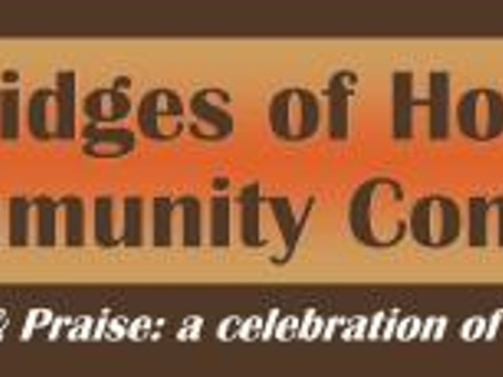 Community Concert Touched Hearts