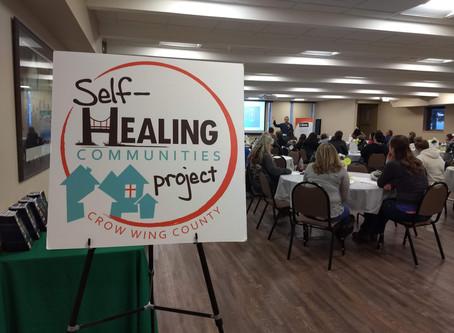 Self-Healing Communities Project Update
