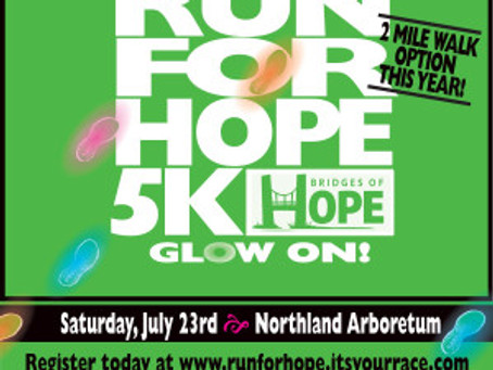 A Glowing Success – 2016 Run for Hope