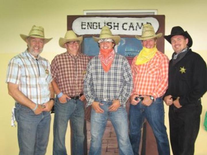 Cowboy Theme Night in Poland
