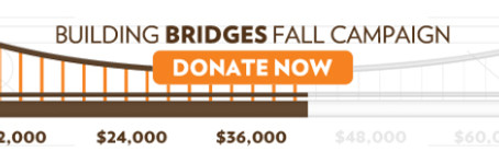 Campaign Reaches $41,000–and Matching Funds Available!