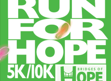 Will You Run for Hope This Year?