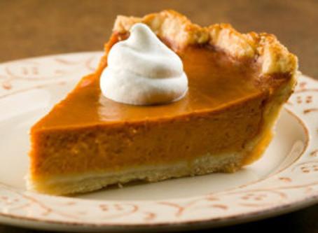 Thanksgiving overflows