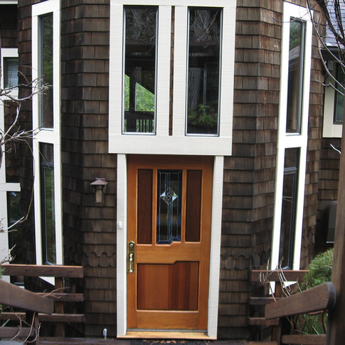 Entrey door