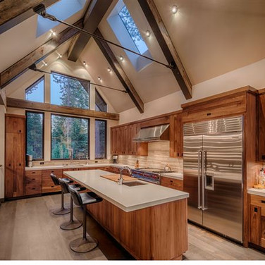 Tahoe kitchen