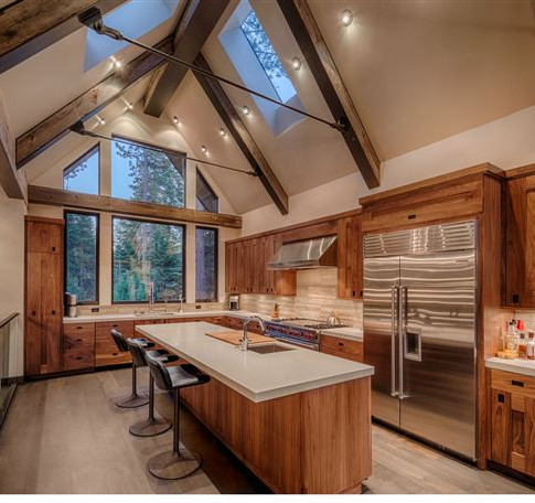 Tahoe kitchen