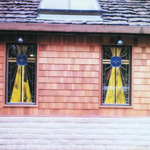 MV chapel from outside
