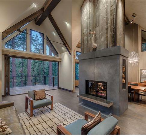 Tahoe living room
