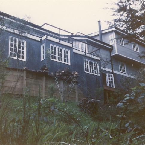 Mill Valley custom home